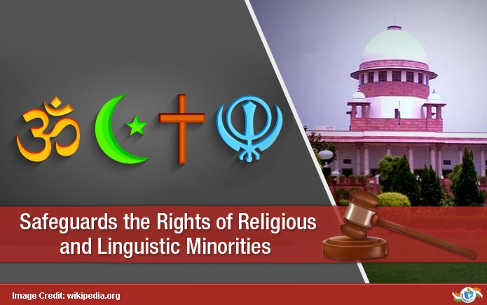 Privileges of Minorities in Indian Constitution
