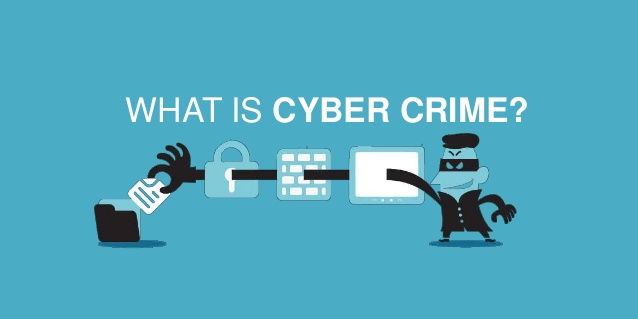 What is a cyber crime?
