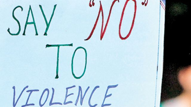 Laws Against Domestic Violence And Abuse
