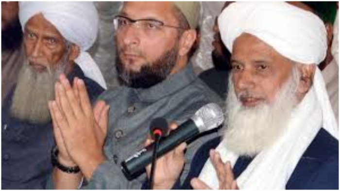 Top Hyderabad islamic seminary Jamia Nizamia fatwa rejects `Bharat Mata' slogan