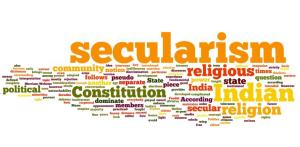 Secularism and Constitution of India