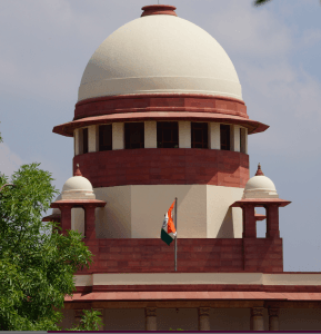 "The Supreme Court just imposed costs of 25 lac on the ""rich and powerful"""
