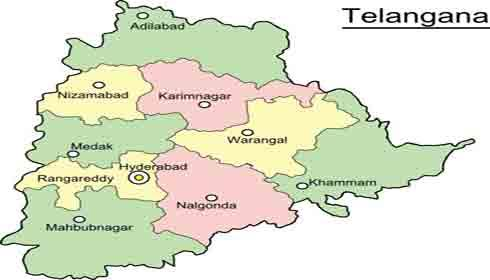 List of New Districts and Constituencies in Telangana State